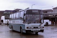 RIDDLERS COACHES, ARBROATH IIL3477 (bobbyblack51) Tags: bus station volvo glasgow buchanan 1995 arbroath coaches paramount plaxton b10m riddlers iil3477