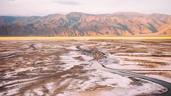 Yet She's True Like Ice Like Fire (Thomas Hawk) Tags: california usa mountains unitedstates desert fav50 unitedstatesofamerica deathvalley saltflats deathvalleynationalpark fav10 fav25 dv2011 googledeathvalleyphotowalk2011