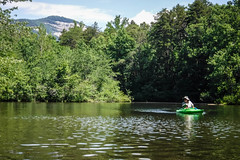 Lake Oolenoy Kayaking-32 (RandomConnections) Tags: us unitedstates southcarolina kayaking paddling pickens pickenscounty lakeoolenoy tablerockstatepark