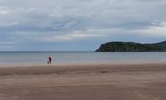 Gruinard Beach (pinkpebbleperson) Tags: uk beach coast scotland atlantic unesco highland geology sutherland ullapool gairloch dogwalker assynt geopark gruinard gruinardbeach