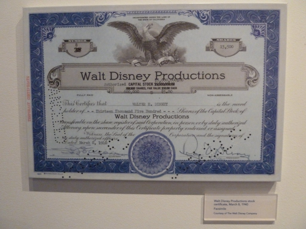 The worlds newest photos of disney and stock flickr hive mind disney stock circa 1940 tend2it tags walt disney family museum presidio san francisco 1betcityfo Choice Image