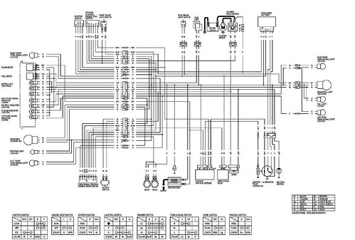 wiring diagram honda cs1 explore schematic wiring diagram u2022 rh appkhi com wiring diagram honda cs1 2002 Honda Odyssey Radio Wire Diagram