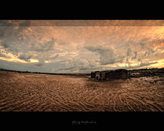 The Red Planet (fotografdude) Tags: sunset mars clouds sand nikon desert australia bunker outback shelter accommodation desolate barren deserted isolated bombshelter d90 redplanet colorphotoaward fotografdude