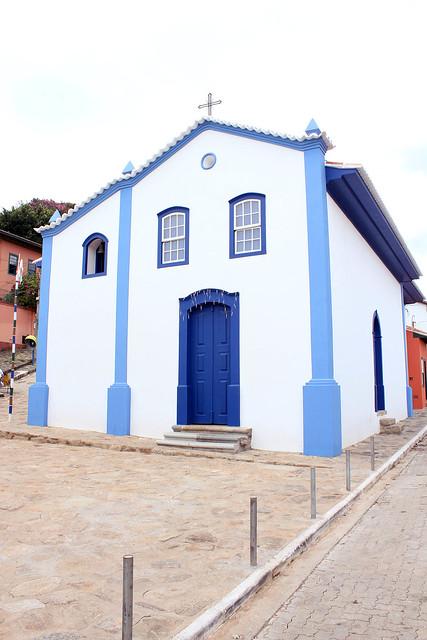 Capela de Nossa Senhora das Mercês - São Luiz do Paraitinga