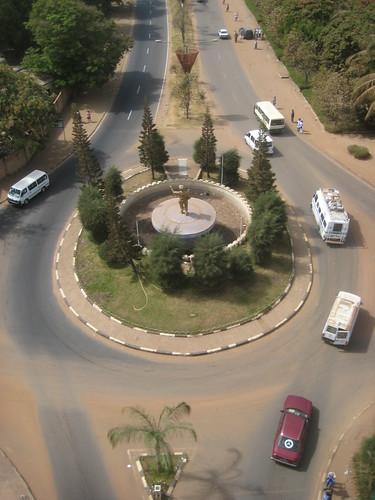 Banjul in Gambia