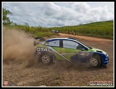 20120401_053.jpg (nichian) Tags: sports car rally drivers rallying rt12 fordescortwrc jeffreypanton rallytrinidad2012