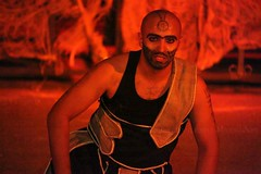 , NawafArt (91) (NawafArt) Tags: world fashion canon photography fight theater action mark under award going queen ii gods 5d 2012 mythological     sumeria        inana           nawafart