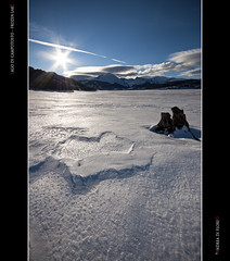 Lago di Campotosto - Frozen lake (Andrea di Florio) Tags: lago solitude neve pace acqua inverno montagna paesaggio abruzzo ghiaccio gransasso campotosto thegalaxy mygearandme mygearandmepremium mygearandmebronze mygearandmesilver mygearandmegold mygearandmeplatinum mygearandmediamond blinkagain ruby5 andreadiflorio flickrstruereflection1 rememberthatmomentlevel1 magicmomentsinyourlifelevel2 magicmomentsinyourlifelevel1 rememberthatmomentlevel2 me2youphotographylevel2 me2youphotographylevel3 me2youphotographylevel1 me2youphotographylevel4