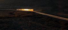 West bound South West Chief, Laguna, New Mexico (delticfan) Tags: newmexico amtrak laguna glint southwestchief