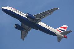 British Airways - G-EUUT (Andrew_Simpson) Tags: heathrow airbus ba departure britishairways takeoff lhr heathrowairport departing a320 320 baw oneworld londonheathrow egll a320200 londonheathrowairport oneworldalliance 320200 fwwit geuut