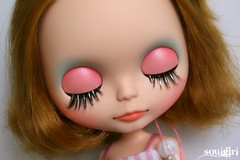 Alyah's eyelids :)