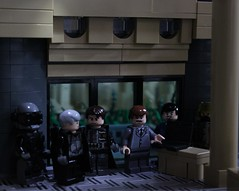 Broken Promises and a Public Enemy (Andreas) Tags: usa lego military scene thepurge