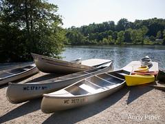 canoe arbor huronriver argo argopark kayakann