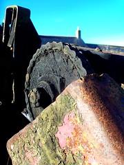 Higher Burthallan (leavesandpuddles) Tags: rust cornwall decay rusty stives corrosion urbex kernow farmmachinery penwith higherburthallan
