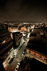 athens @ night (alphaios) Tags: night canon nacht 10 sigma greece mm 20 griechenland athen weitwinkel 550d