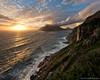Chapman's Peak Sunset (Panorama Paul) Tags: sunset houtbay sentinel nikkorlenses nikfilters neverhdr vertorama nikond800 paulbruinsphotography chapman'speak