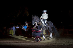 More Horse Dancing Near Seville (garrettpalm) Tags: spain seville flamenco horsedance
