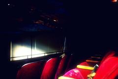 Cinema Poem (gebodogs) Tags: cinema abandoned movie balcony seats wyoming worland bollerbrothers kerbytheater
