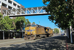 Oakland Jack London Sq (3104) (DB's travels) Tags: california railroad oakland sfbayarea tempcrr