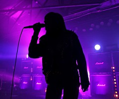 Sleigh Bells (Scottspy) Tags: silhouette musicians silhouettes gigs singers concerts concertphotography sleighbells musicphotos scottspy alexiskrauss