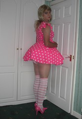 318 (nancyball1) Tags: panties sissy transvestite crossdresser