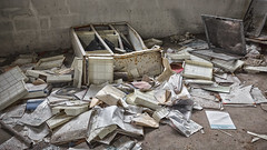 L'usine (www.darnoc.fr) Tags: photoshop canon eos abandon 1022mm usine 1022 ancien echelle cheminée lightroom ruines urbex speedlite canonspeedlite430ex 430ex efs1022mmf3545usm tectile 60d eos60d