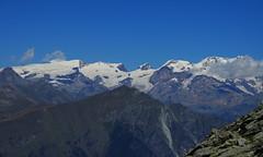 Gruppo del Monte Rosa (Paolo DELMASTRO) Tags: roccia col nera breithorn polluce zerbion castore lyskamm felik barbeston gruppodelrosa