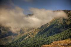 After the mountain storm (Grandgi) Tags: sky mountain alps nature berg montagne alpes canon landscape schweiz switzerland suisse altitude montaa nuages wallis height altura valais markii hauteur hoch eos5d evolne valdhrens altitud dentsdeveisivi marcgrandgirard