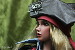 Karin (Britt7399) Tags: woman sexy tan pirate bjd karin resin zenith souldoll