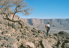 (michael_jeddah) Tags: sahara desert chad caldera wste tibesti trouaunatron natronloch
