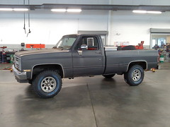 067 (stevenbr549) Tags: new chevrolet truck 4x4 4wd tires chevy cooper 1985 k10