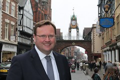 "Stephen Mosley MP in Chester City Centre • <a style=""font-size:0.8em;"" href=""http://www.flickr.com/photos/51035458@N07/13606166454/"" target=""_blank"">View on Flickr</a>"