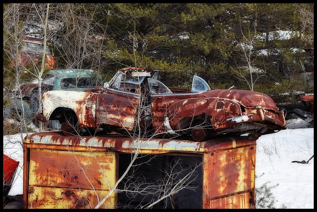 The World S Best Photos Of Junkyard And Wi Flickr Hive Mind