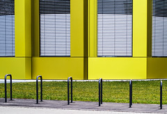 simple city (Lunor 61) Tags: city abstract color architecture facade architektur simple fassade abstrakt
