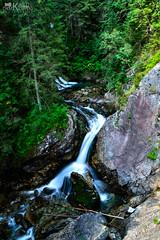 Beauty of Tatry (kdymkowski) Tags: mountains nature water forest waterfall long exposure tatry