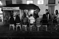 L1010044 (Hoichen) Tags: leica night hongkong blackwhite 28mm snapshot snap jordan summilux asph yaumatei f17 leicaq typ116