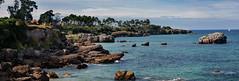 Noja (jdelrivero) Tags: sea costa rock mar elements material geology roca geologia elementos noja