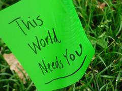This world  - University of Oregon (Wolfram Burner) Tags: school green love college oregon campus support university flags health uo care uofo universityoforegon association mental uoregon smha