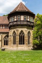 Kloster Maulbronn - Monastery-4438 (Holger Losekann) Tags: architektur kloster maulbronn klostermaulbronn