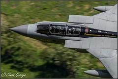 Marham-37 Goldstar-5 (simon_x_george) Tags: 2016lfa7 tornado gr4 panavia raf marham low level lfa7 military special tail 31sqn aviation goldstars