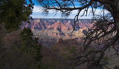 """The wonders of the Grand Canyon cannot be . . . (John A. McCrae) Tags: arizona southwest nature landscape nationalpark unitedstates framed grandcanyon canyon redrock southrim johnwesleypowell"