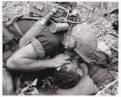 US soldier giving CPR to fallen comrade. Vietnam - November, 1967. Photographer: Kyichi Sawada (1936 - 1970) #HistoryPorn #history #retro http://ift.tt/1VdTYcQ (Histolines) Tags: november history 1936 soldier us photographer retro vietnam giving fallen 1967 timeline 1970 comrade cpr sawada vinatage historyporn kyichi histolines httpifttt1vdtycq