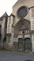 Cathedral Cahors France (artnbarb) Tags: france cathedral cahors