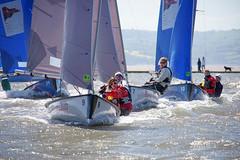 DSC07743-e.jpg (Mac'sPlace) Tags: west club kirby sailing racing firefly dinghy westkirby 2016 wilsontrophy wksc