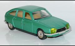 CITROEN GS (1989) SOLIDO L1100817 (baffalie) Tags: auto old classic car vintage toys miniature voiture retro coche jouet diecast jeux