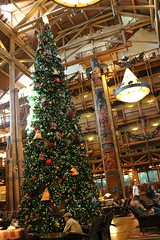 Christmas at For Wilderness Lodge (krisjaus) Tags: disney gingerbreadhouse waltdisneyworld portorleansriverside fortwildernesslodge krisjaus thegrandfloridian richardatthegrandfloridian