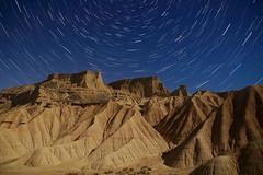 Noches Bardeneras 3 (suatroski) Tags: paisajes nocturnas bardenas bardenasreales