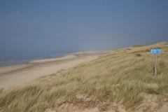 To infinity (-Kj.) Tags: netherlands coast sand dunes hike northsea schoorl northholland schoorlseduinen