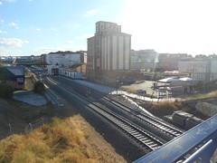DSCN6707 (jon_zuniga1) Tags: train tren spain railway av zamora ferrocarril renfe altavelocidad adif ffcc intercambiador intercambiadordeancho