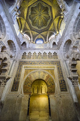 Of Shapes & Patterns #2 (BoXed_FisH) Tags: travel church architecture andaluca spain europe interior sony religion wideangle mosque unesco cordoba mezquita es crdoba archtitecture sonyzeiss zeiss1635 sonya7 sel1635z sony1635mmvariotessartfef4zaoss sonyzeiss1635f4oss